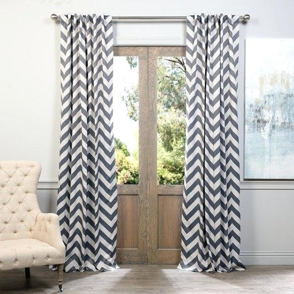 Blackout Curtains Pair – Flycamstudio For London Blackout Panel Pair (#5 of 41)