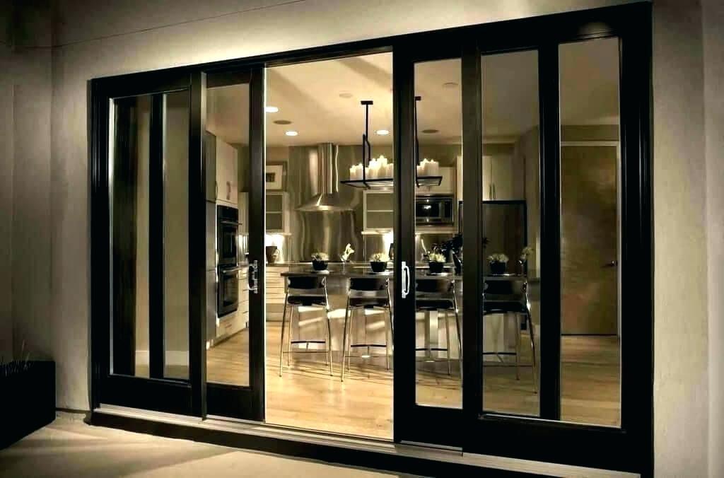Blackout Door Panel Single Curtain For Sliding Glass Regarding Eclipse Newport Blackout Curtain Panels (View 7 of 41)