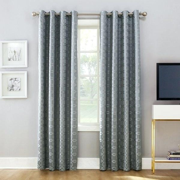 Blackout Lined Curtains Sale – Personal Trainer Marketing Pertaining To Solid Cotton True Blackout Curtain Panels (#12 of 50)