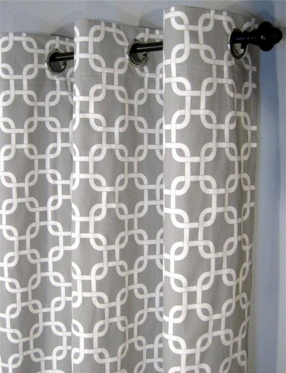 "Blackout Lined Grommet Curtains – Free Shipping – Choose Your Length – 50""  Wide X 60, 72, 84, 90, 96, 108 Or 120"" Long With Lined Grommet Curtain Panels (#6 of 31)"