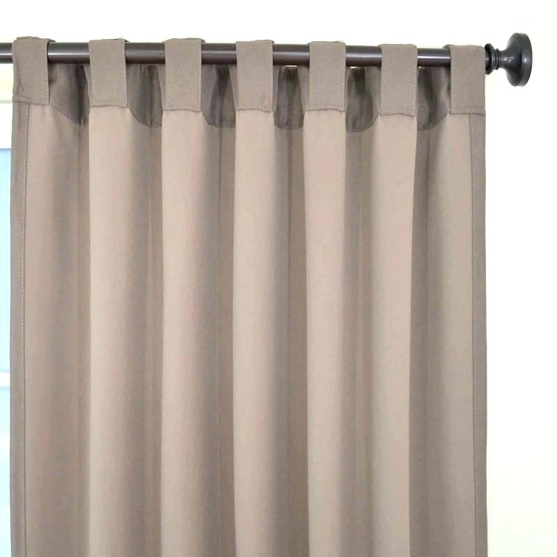 Blackout Patio Door Panel – Locatable Within Eclipse Newport Blackout Curtain Panels (View 9 of 41)