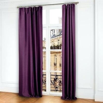 Blackout Pinch Pleat Curtains – Kindershow Inside Signature Pinch Pleated Blackout Solid Velvet Curtain Panels (View 36 of 50)