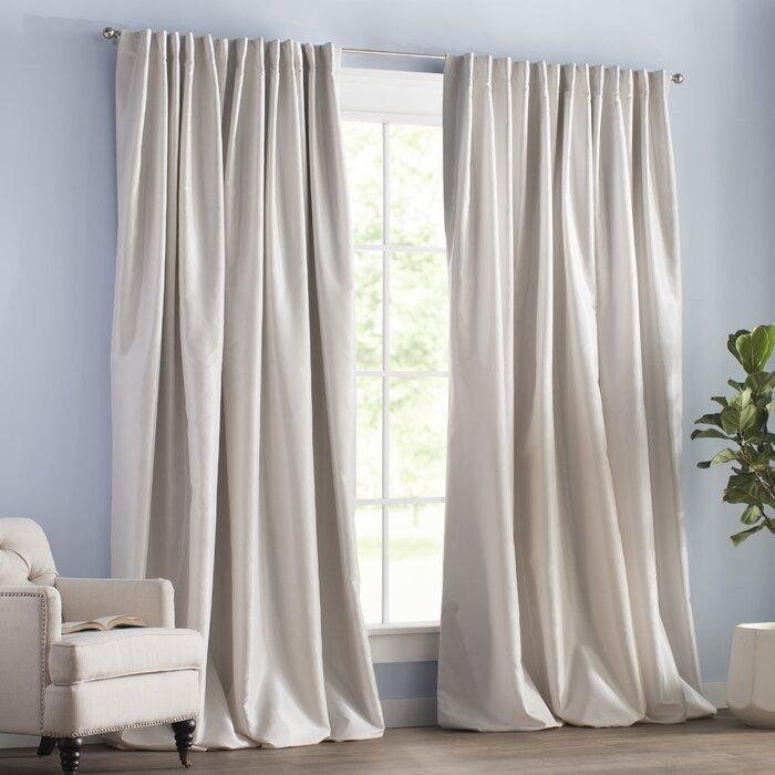Popular Photo of Rod Pocket Curtain Panels