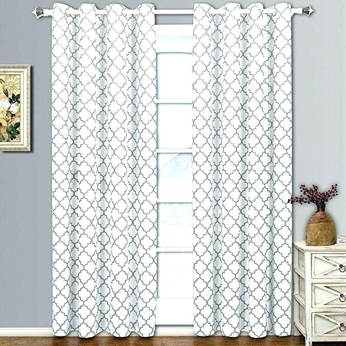 Blackout Sheer Curtains – Atlis (#9 of 50)