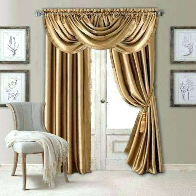 Blackout Window Curtains Regarding Overseas Faux Silk Blackout Curtain Panel Pairs (#6 of 41)