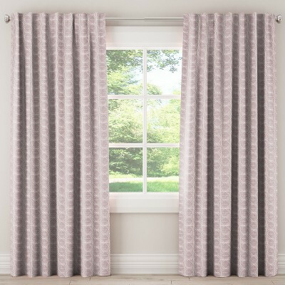 Blush Blackout Curtains – Mercadeo (#9 of 44)