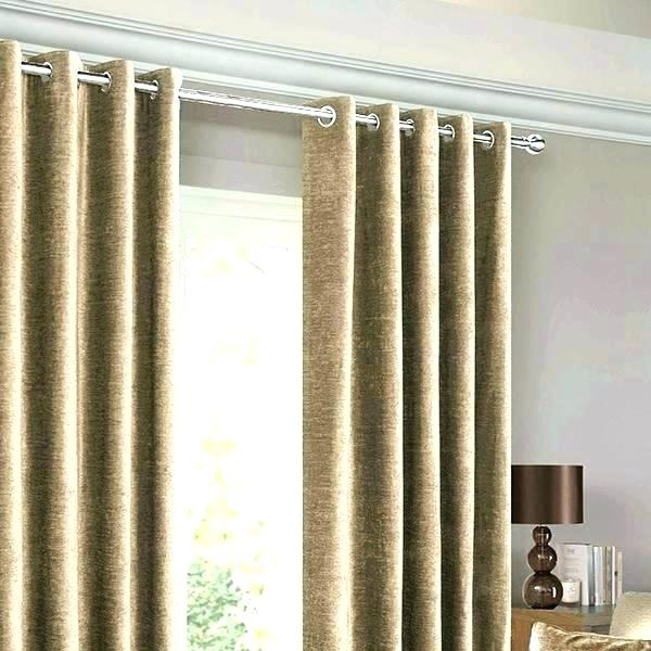 Blush Colored Curtains All Seasons Waterfall Window Valance With All Seasons Blackout Window Curtains (View 14 of 48)