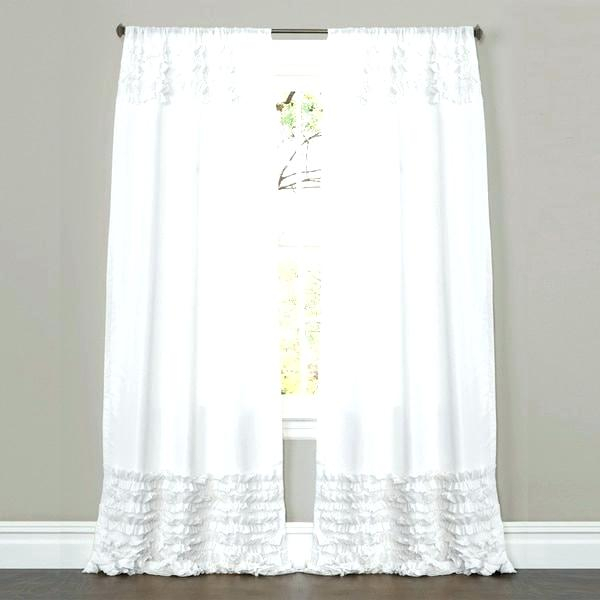 Bohemian Curtain Panels – Brieripley Within Sheer Voile Ruffled Tier Window Curtain Panels (View 16 of 50)
