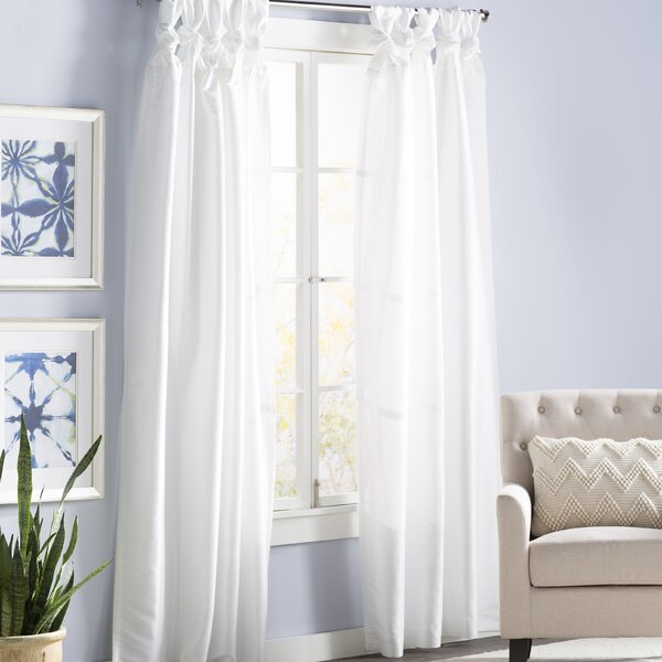 Boston Tab Top Curtains | Wayfair (View 21 of 36)