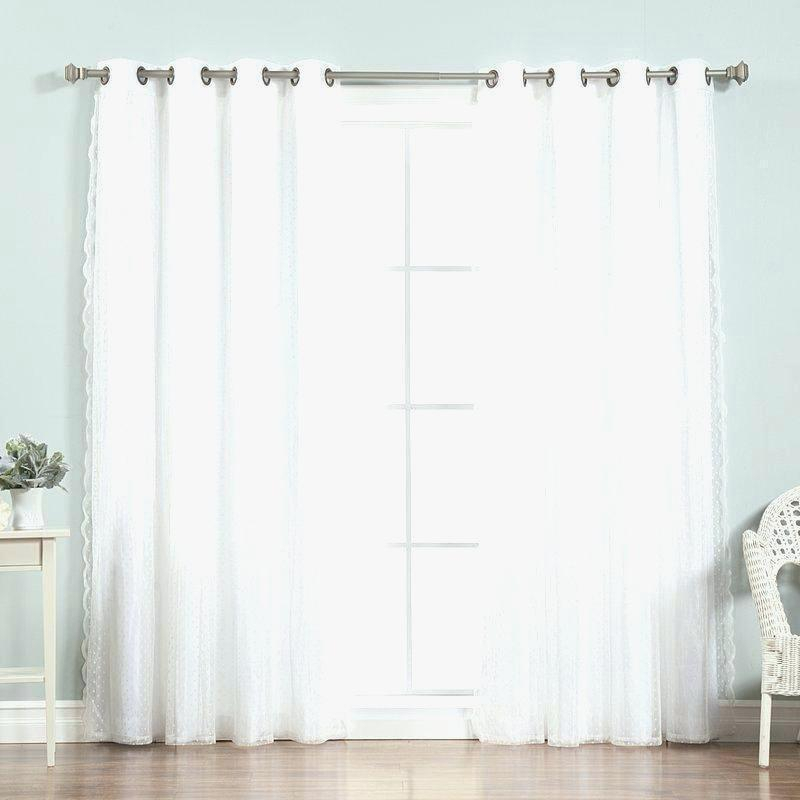 Breathtaking Sheer Grommet Curtains 96 – 63.141. (View 12 of 49)