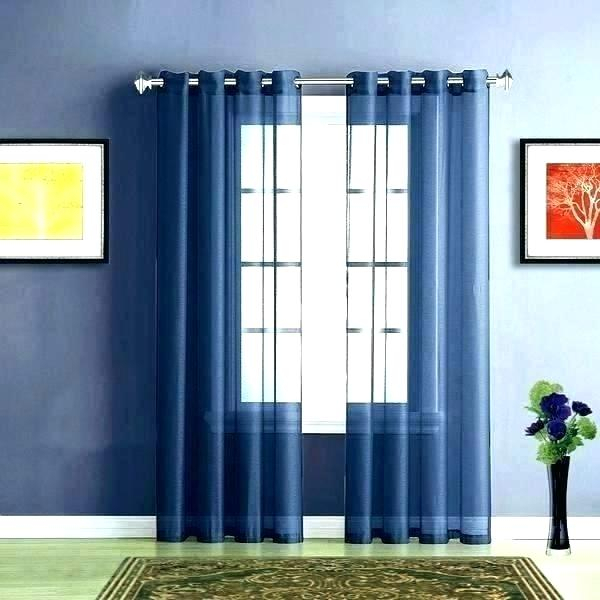 Burlap Curtains With Grommets Grommet Curtain Panels Lined In Lined Grommet Curtain Panels (#7 of 31)