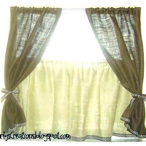 Buy Burlap Blackout Curtains – Auctionnation (View 4 of 39)
