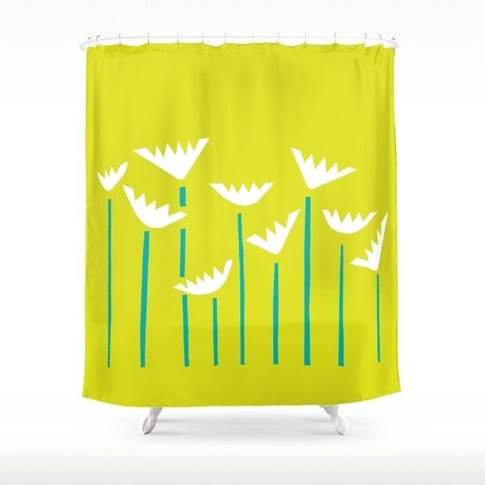 Chartreuse Curtains Drapes In Sugar Creek Grommet Top Loha Linen Window Curtain Panel Pairs (View 48 of 50)