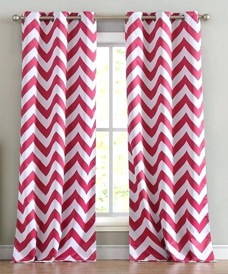 Chevron Blackout Curtains – Frogfreaks Within Chevron Blackout Grommet Curtain Panels (View 12 of 50)