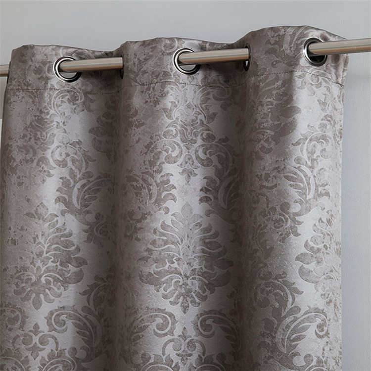 China Curtain Weaving Wholesale 🇨🇳 – Alibaba Regarding Embossed Thermal Weaved Blackout Grommet Drapery Curtains (View 12 of 42)