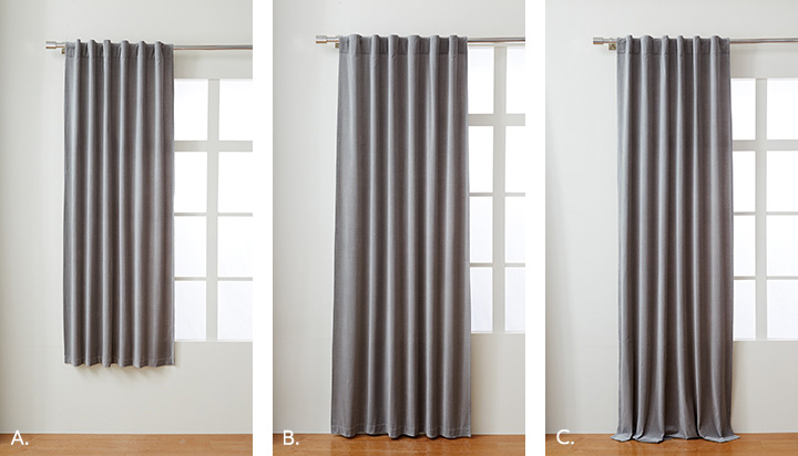 Choose The Right Curtains | West Elm Canada Inside Bark Weave Solid Cotton Curtains (View 9 of 50)
