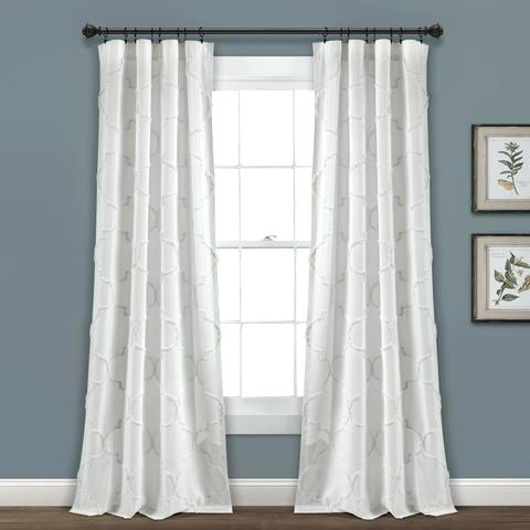 Classy Lace Closeout Curtain Panels – Tobeawoman (#7 of 50)