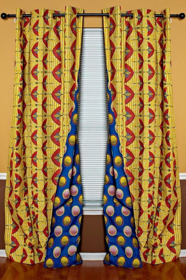Comfort Yellow Grommet Curtains – Hbox (View 37 of 50)