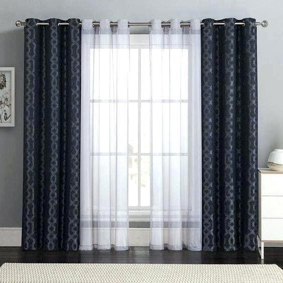 Comfortable Curtains For Living Room – Fearlot (#13 of 45)