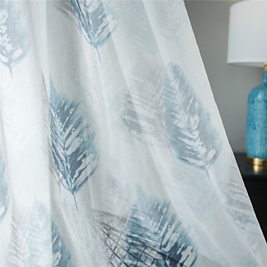 Contemporary Light Filtering One Panel Sheer Living Room Intended For Light Filtering Sheer Single Curtain Panels (View 35 of 38)