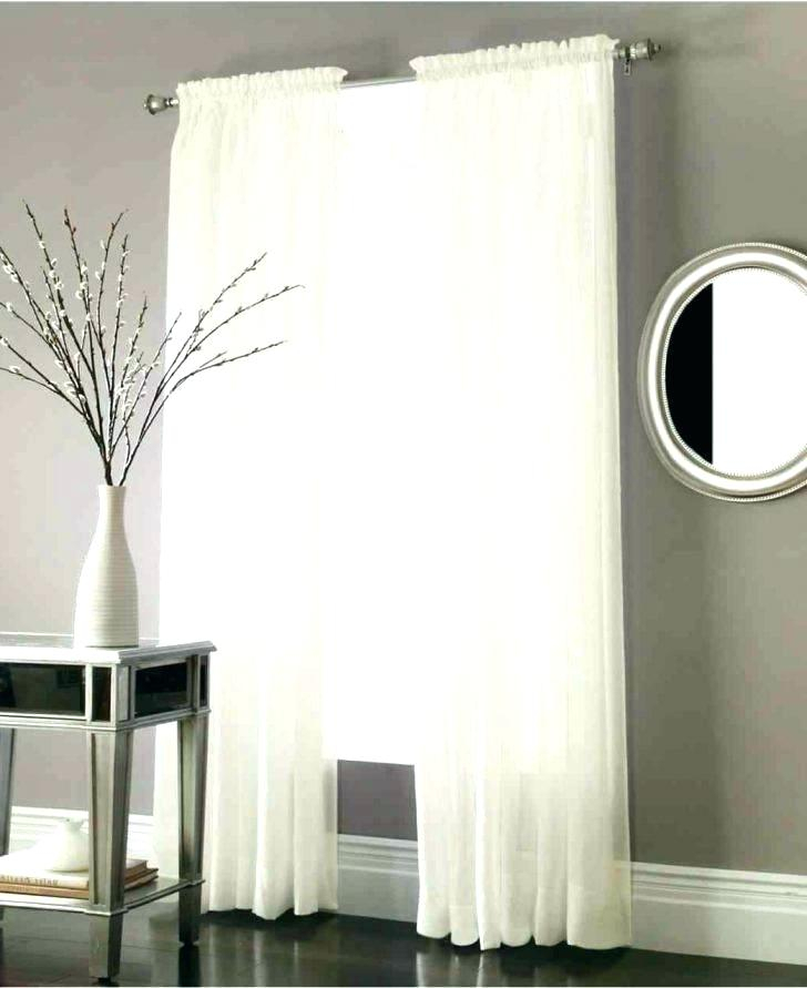 Contemporary Sheer Curtains – Ohmscape Inside Arm And Hammer Curtains Fresh Odor Neutralizing Single Curtain Panels (View 19 of 50)