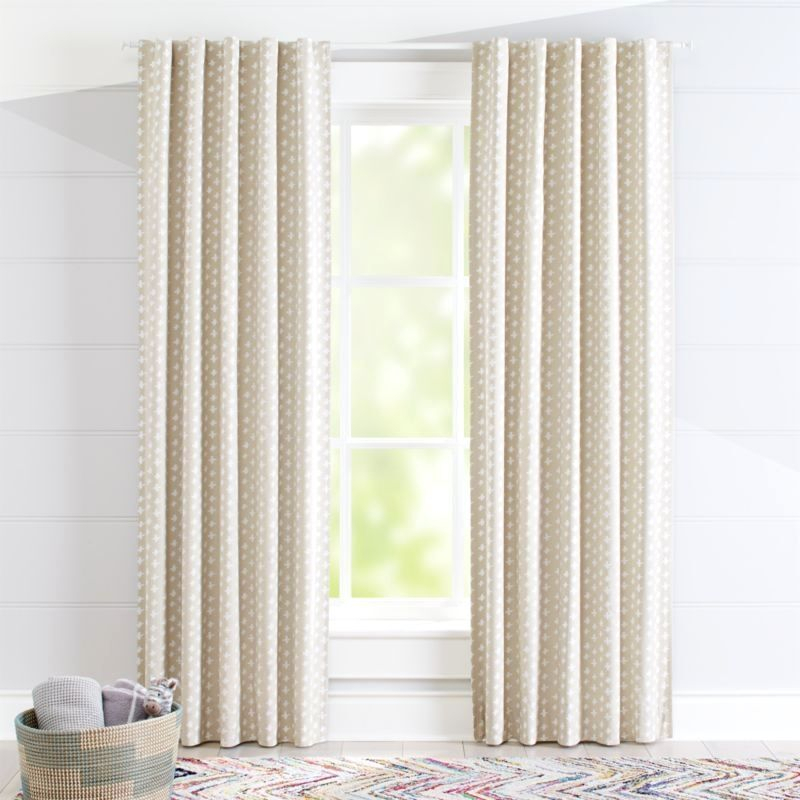 Cool Beige Blackout Curtains – Bikeshop (View 6 of 39)