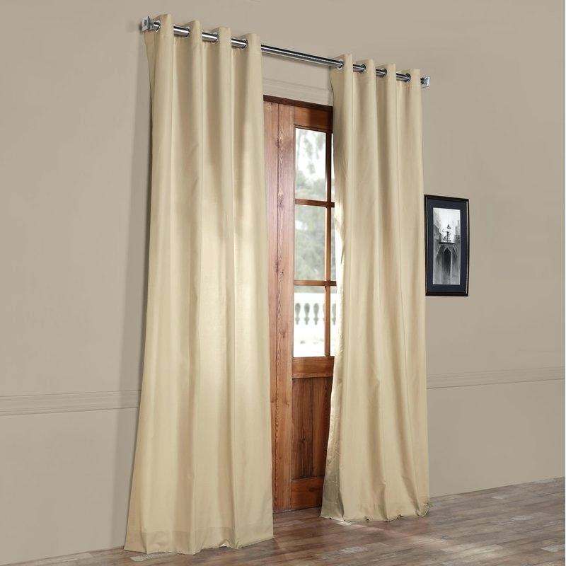 Cotton Curtain Panels – Clickandteach (#16 of 47)