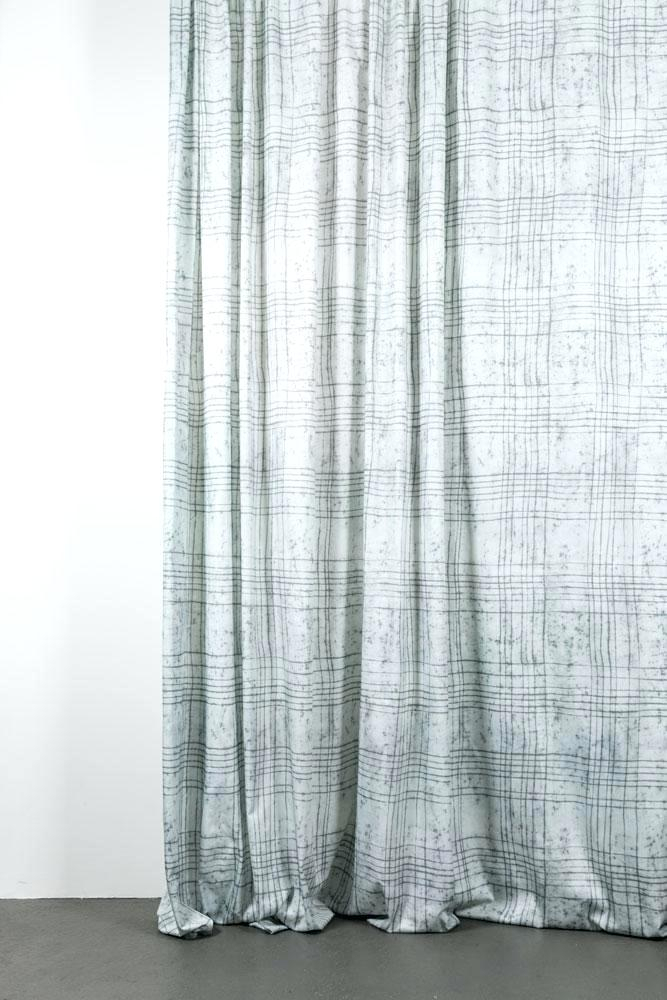 Cotton Curtains Pertaining To Bark Weave Solid Cotton Curtains (View 10 of 50)