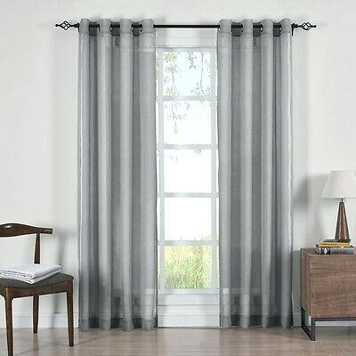 Crushed Voile Curtains – Rashadmotta (#10 of 50)