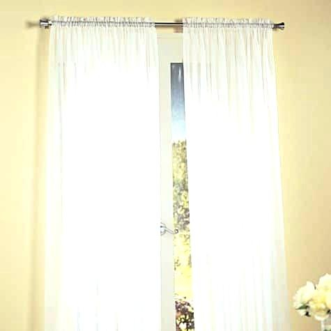 Crushed Voile Curtains Sheer Grommet Top Erica Curtain Panel Pertaining To Erica Crushed Sheer Voile Grommet Curtain Panels (#9 of 50)