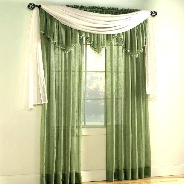 Crushed Voile Sheer Curtains – Vivimeglio Regarding Erica Sheer Crushed Voile Single Curtain Panels (#15 of 41)