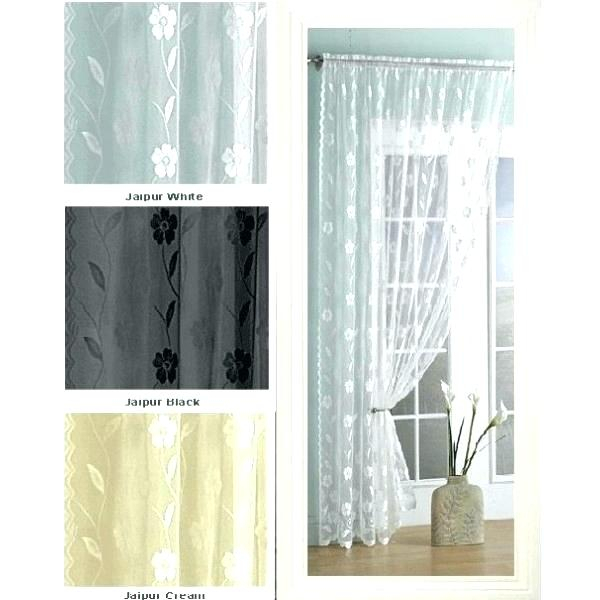 Crushed Voile Sheer – Home Guide Pro Throughout Erica Crushed Sheer Voile Grommet Curtain Panels (#20 of 50)
