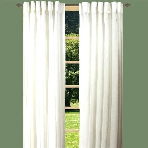 Curtain Pairs Throughout Twig Insulated Blackout Curtain Panel Pairs With Grommet Top (#19 of 50)