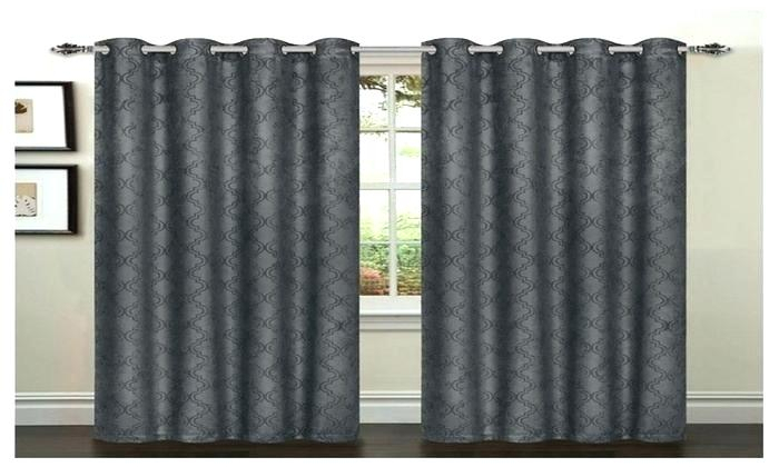Curtain Panel Width For Window (#19 of 50)