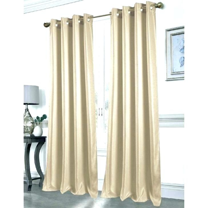 Curtain Panel Width – Thriverr Pertaining To Wavy Leaves Embroidered Sheer Extra Wide Grommet Curtain Panels (#12 of 50)