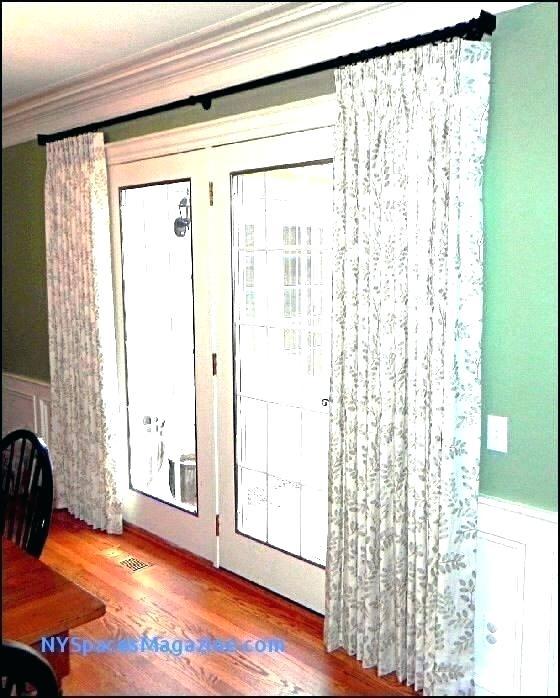 Curtain Patio Door – Ulaoslund (View 3 of 50)