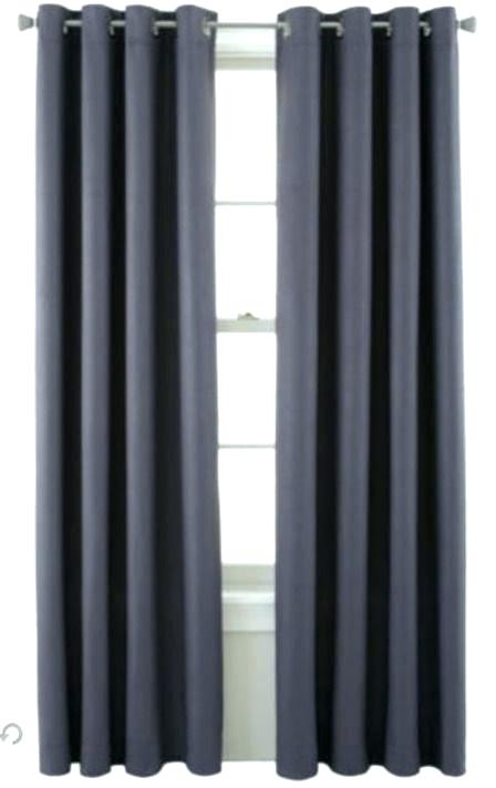 Curtains 95 Inches Long – Kindershow Intended For Cooper Textured Thermal Insulated Grommet Curtain Panels (View 14 of 50)