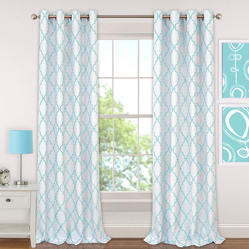 Curtains Charge Promo – Dbd   Boscov's With Elrene Mia Jacquard Blackout Curtain Panels (View 12 of 37)