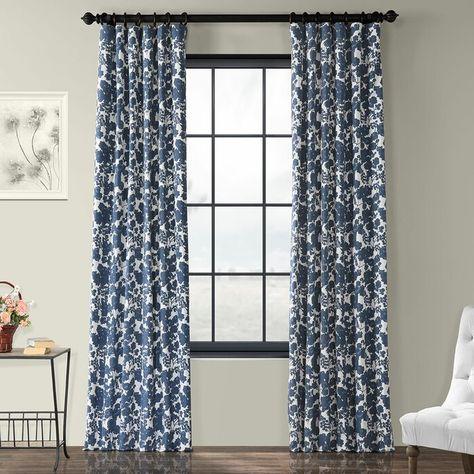 Curtains & Drapes Inside Lambrequin Boho Paisley Cotton Curtain Panels (#8 of 41)