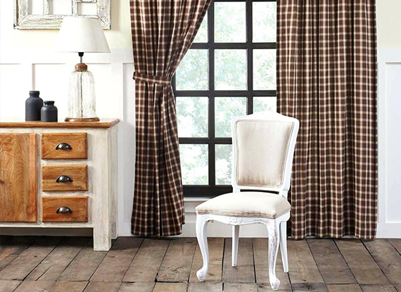 Curtains & Drapes Made To Measure | | Aaa Curtains & Blinds Inside Bark Weave Solid Cotton Curtains (View 16 of 50)