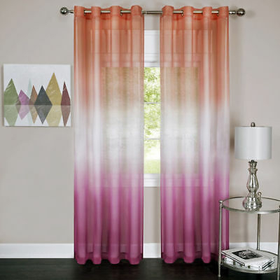 Curtains, Drapes & Valances, Window Treatments & Hardware For Nantahala Rod Pocket Room Darkening Patio Door Single Curtain Panels (#3 of 50)