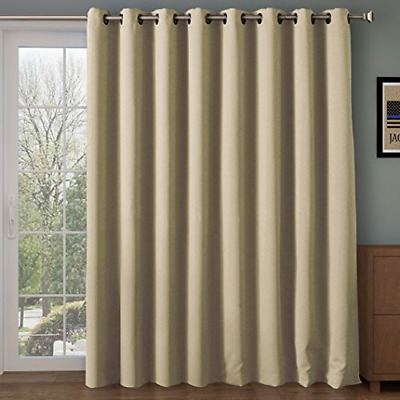 Curtains, Drapes & Valances, Window Treatments & Hardware Within Nantahala Rod Pocket Room Darkening Patio Door Single Curtain Panels (#6 of 50)
