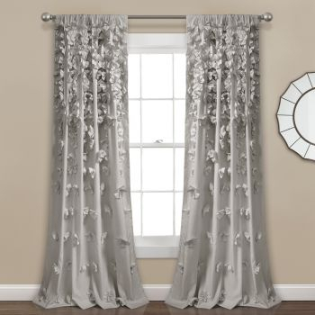 Curtains – Window Treatments – Home Decor Intended For Riley Kids Bedroom Blackout Grommet Curtain Panels (#6 of 28)