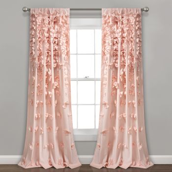 Curtains – Window Treatments – Home Decor With Lydia Ruffle Window Curtain Panel Pairs (View 40 of 43)