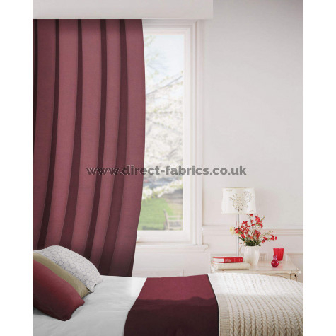 Inspiration about Decadent Faux Silk Wine Flame Retardant Curtains Pertaining To Faux Silk Extra Wide Blackout Single Curtain Panels (#32 of 50)