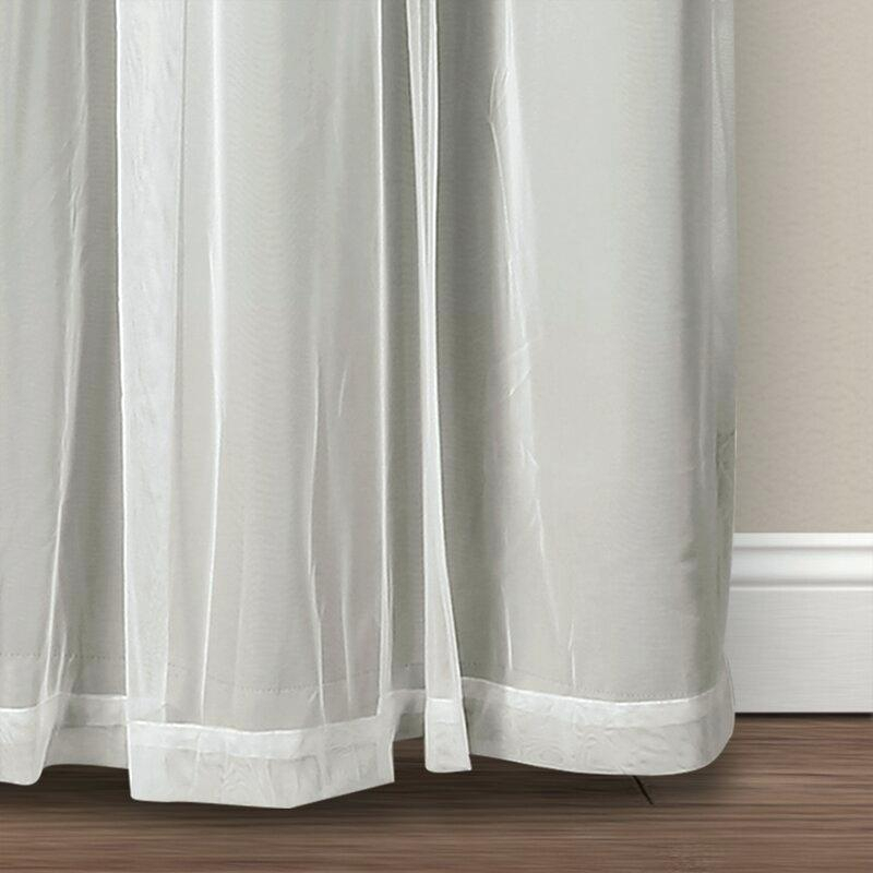 Inspiration about Decorative Grommets For Curtains – Shopsalinas.co Throughout Cooper Textured Thermal Insulated Grommet Curtain Panels (#17 of 50)
