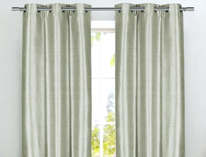 Delightful Grommet Top Curtains Diy 63 Inch Definition For Total Blackout Metallic Print Grommet Top Curtain Panels (View 24 of 50)