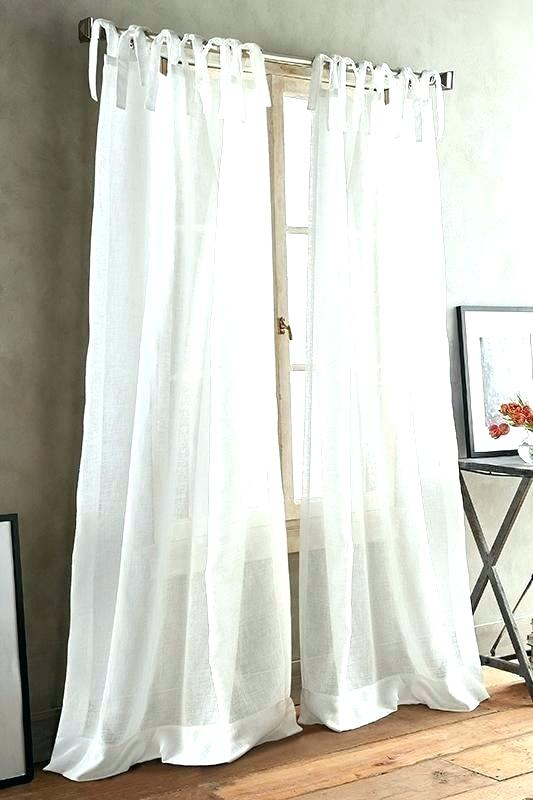 Inspiration about Dkny Curtain Panels – Lamch Within Knotted Tab Top Window Curtain Panel Pairs (#35 of 50)