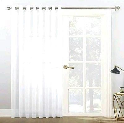 Inspiration about Door Curtain Panel – Theavenueae.co Inside Inez Patio Door Window Curtain Panels (#7 of 50)