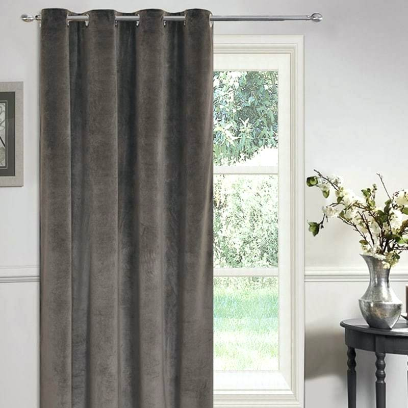 Door Curtain Panel – Theavenueae (#9 of 50)